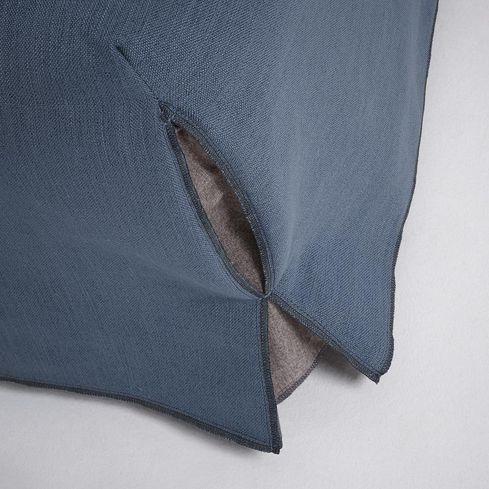 bezug f r jolly couch blau 140 cm stoff la forma. Black Bedroom Furniture Sets. Home Design Ideas